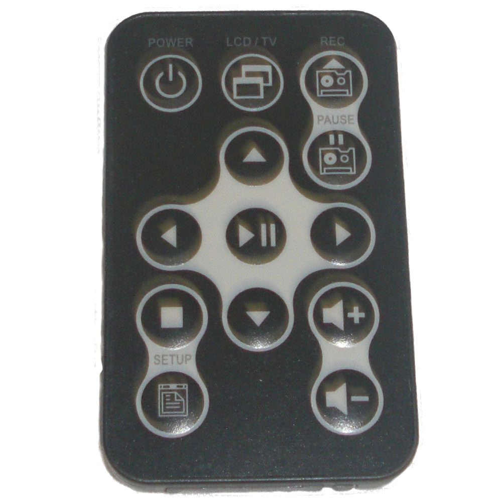 Wireless IR DVR Remote Control